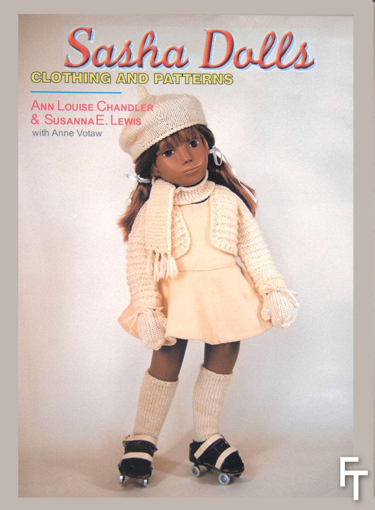 Fondation Tanagra - Art Mode Culture - NEW BOOKS ABOUT SASHA DOLLS ...